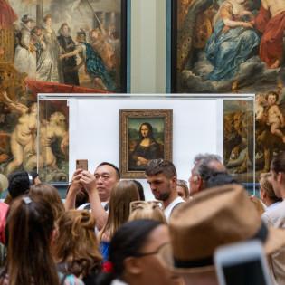 Мона Ліза у 3D: Легендарна картина Деонардо да Вінчі ожила