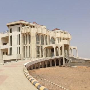 В ОАЕ відкрили «палац з привидами»