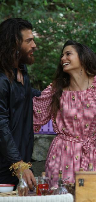 Чим закінчиться історія кохання Джана та Санем? Фінал «Ранньої пташки» вже завтра!