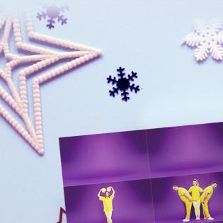 Рок-н-ролльного Нового года от героев ТЕТ!