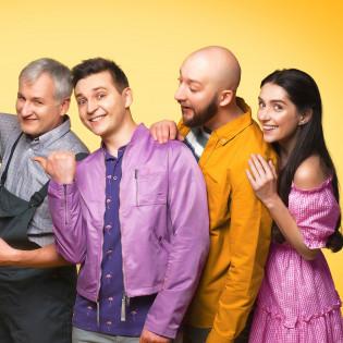 На телеканалі ТЕТ вийде продовження комедійного серіалу «Прибулець»