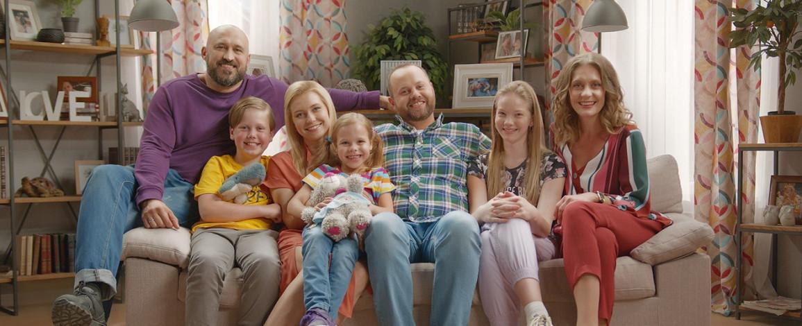 Новый комедийный сериал о семейном уюте — «Папа рулит»