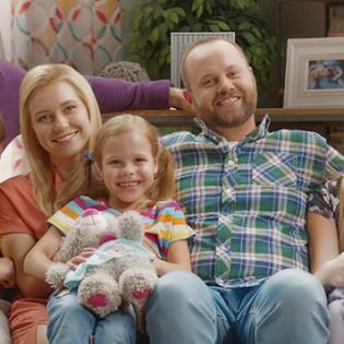 Новий комедійний серіал про сімейний затишок — «Батько рулить»