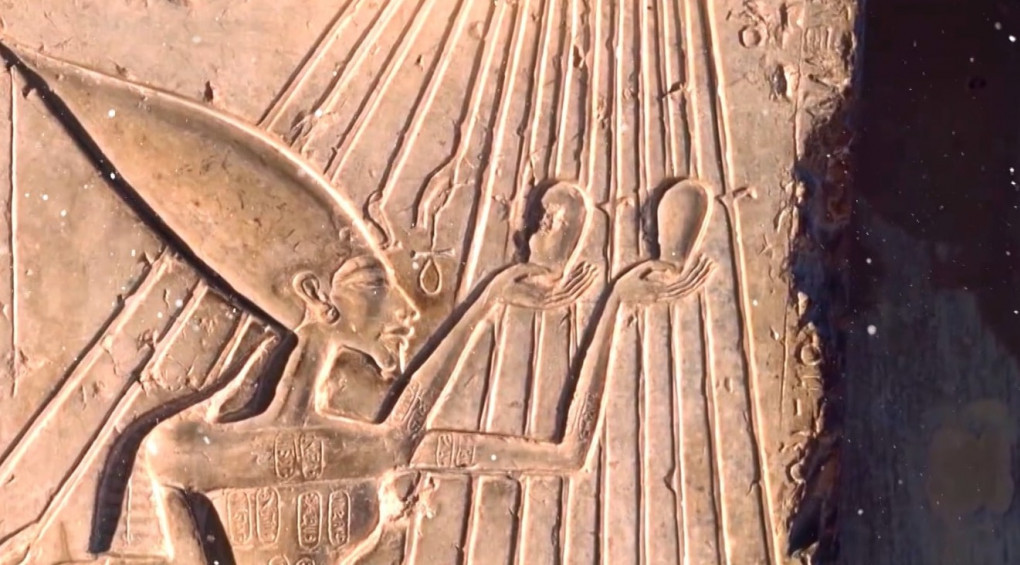 Кто все же создал на сплошной пустыне величественный Египет?