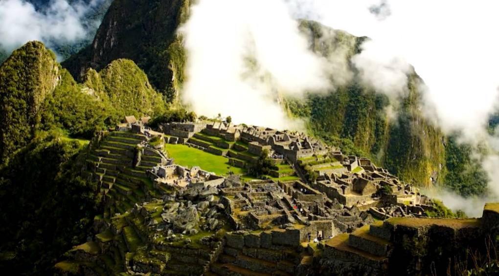 Невероятные факты о «городе среди облаков» Мачу-Пикчу