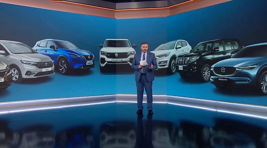 Топ-10 найпопулярніших марок авто в Україні