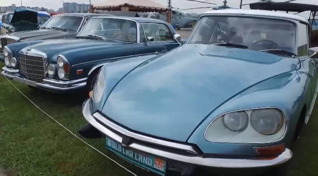 Узаконити ретро: любителі старовинних машин готують законопроект
