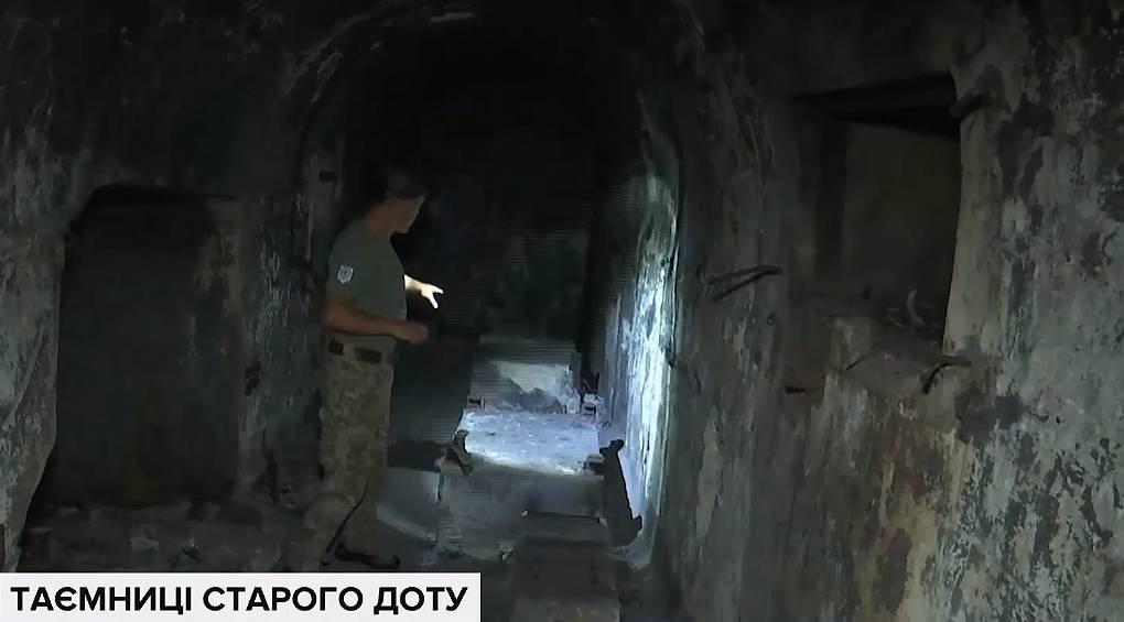 Тунелі та лабіринти: на Вінниччині досліджують засекречений «Дот-86»
