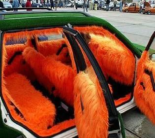 ТОП-10 машин с сумасшедшим тюнингом