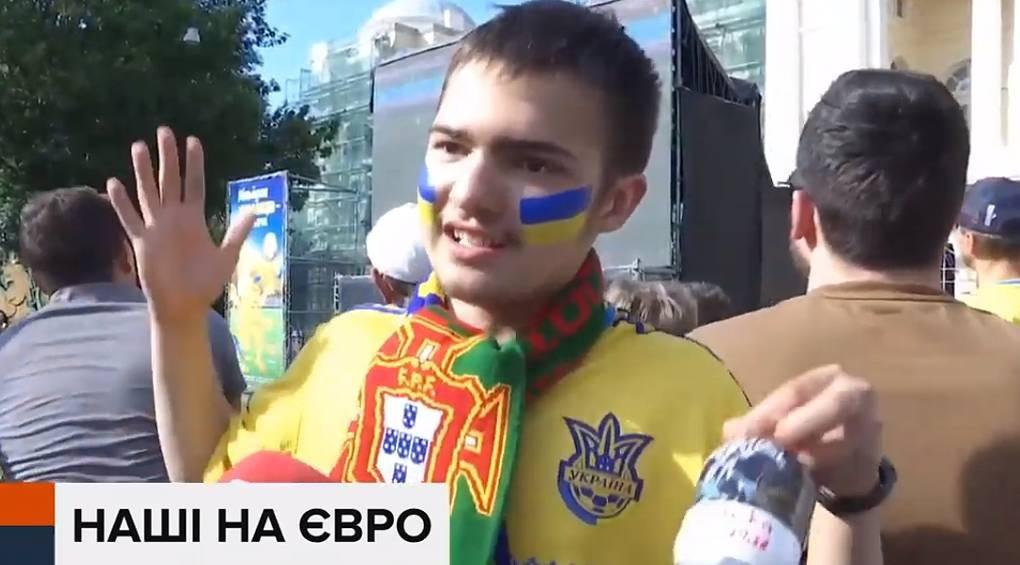 Україна VS Македонія: як українці святкують перемогу збірної?