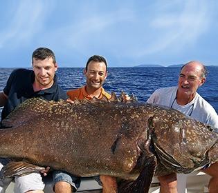 ТОП-9 гігантських морських риб, спійманих людиною