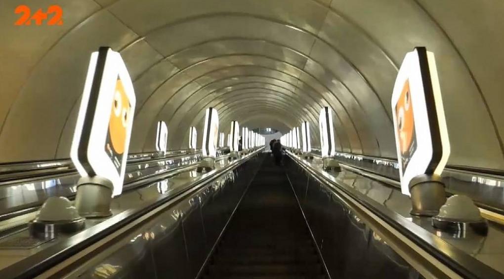 У пасажирів метро кошти за проїзд списуються двічі