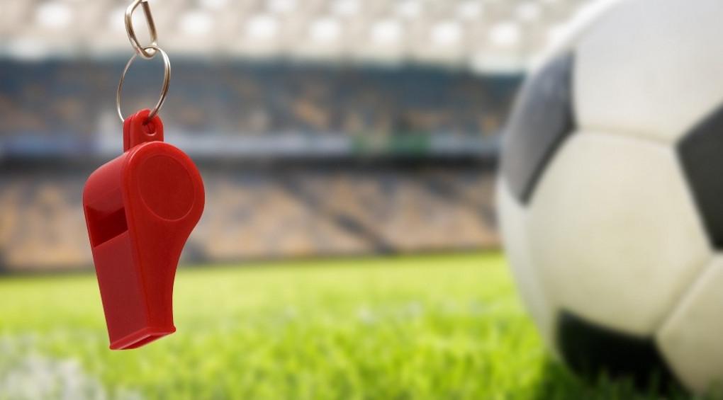 10 липня - день народження футбольного свистка