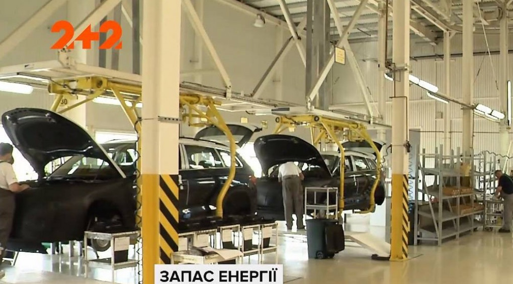 Найсучасніші електромобілі будуть збирати в Україні