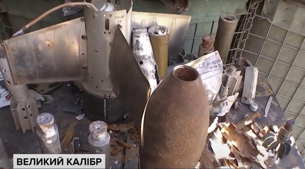 Оккупанты обстреливают украинских защитников с тяжелых минометов и артиллерии