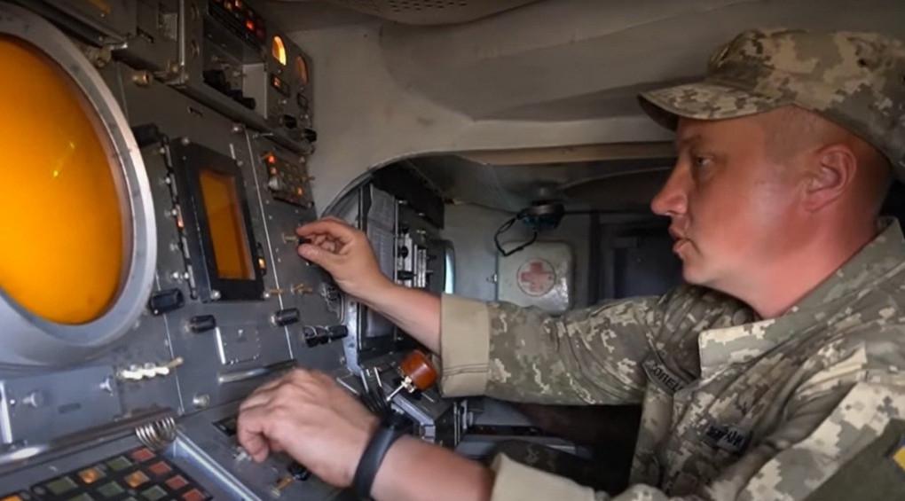 Поблизу тимчасово окупованого Криму українські БУКи у повній бойовій готовності