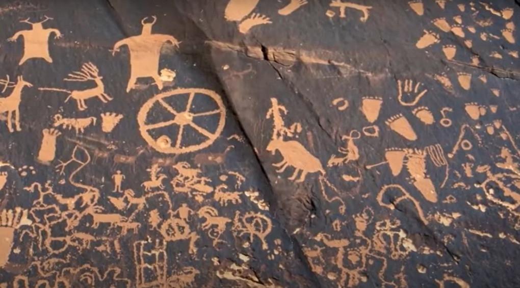 Геологи розшифрували загадкові малюнки, яким близько 12 тисяч років