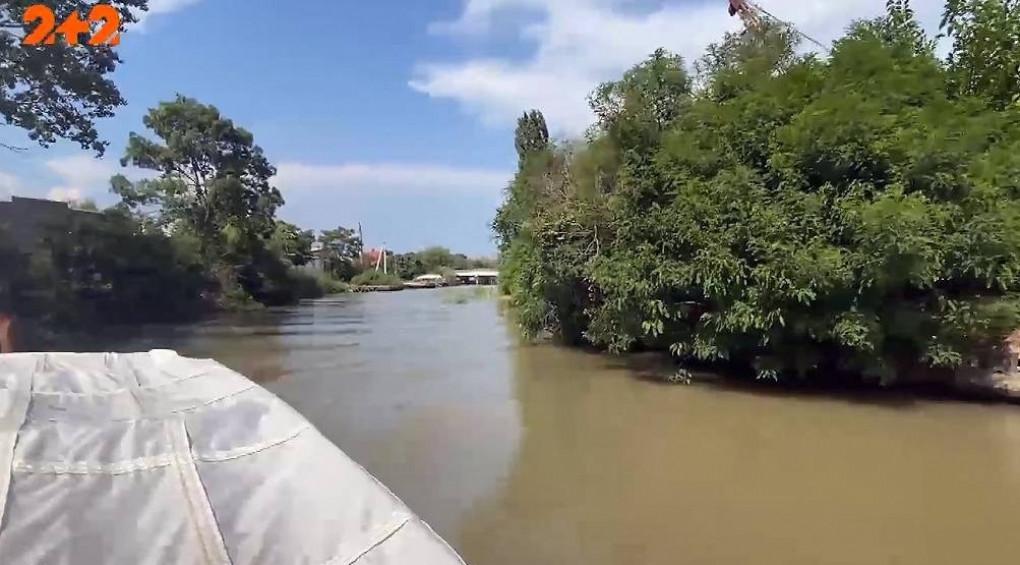 Украинская Амазонка или город на воде: как туда добраться