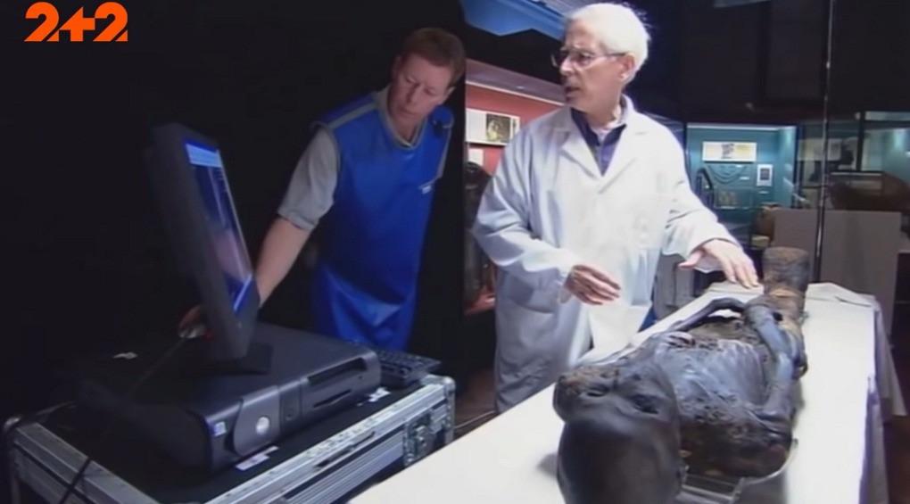 Вчені знайшли кокаїн у древній єгипетській мумії, якій близько трьох тисяч років