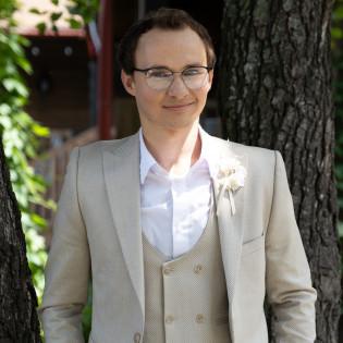 Костянтин Войтенко зворушив романтичною танцювальною історією
