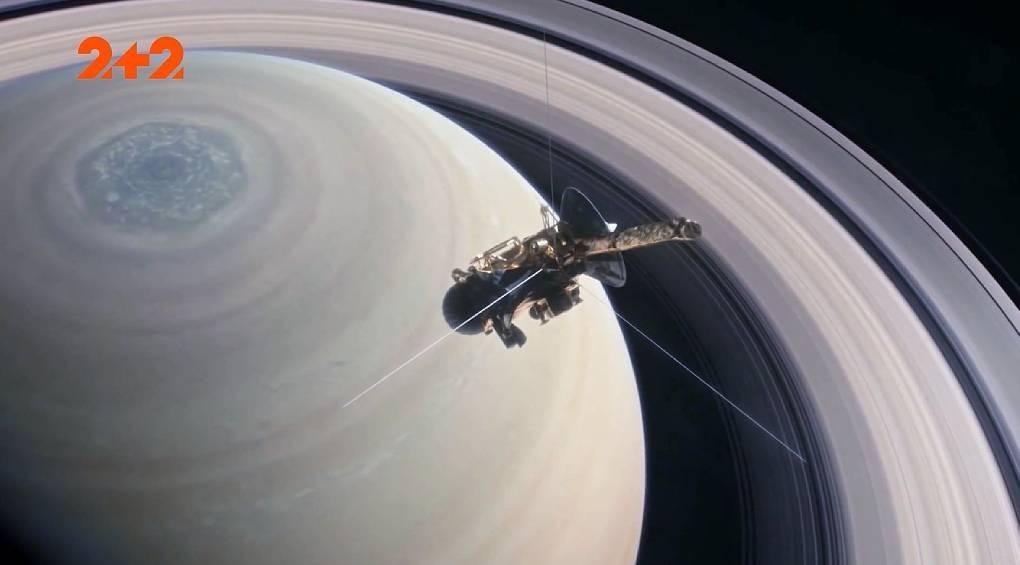 Звуки з того світу: приладам Кассіні вдалося зафіксувати шум на Сатурні