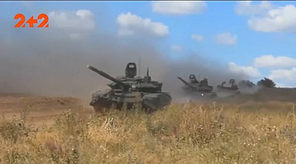 Загострення на фронті: великі скупчення російської техніки на лінії вогню