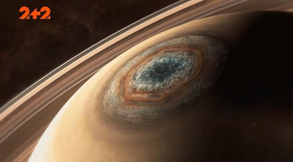 Як шестикутник на Сатурні пов'язаний з гексагонами на Землі?