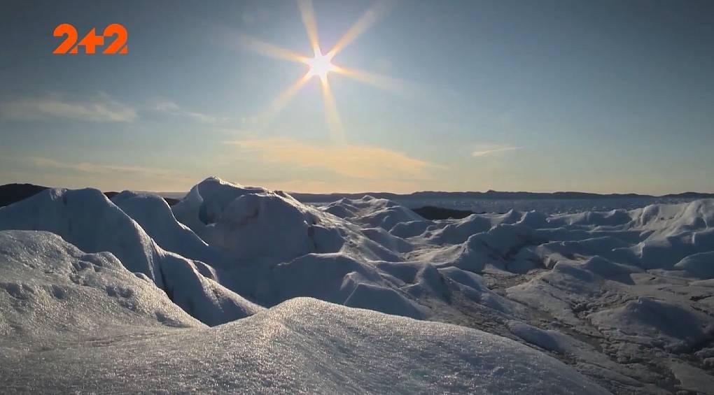 Крижаний палець смерті та марсіанські долини: топ-7 фантастичних явищ Антарктиди