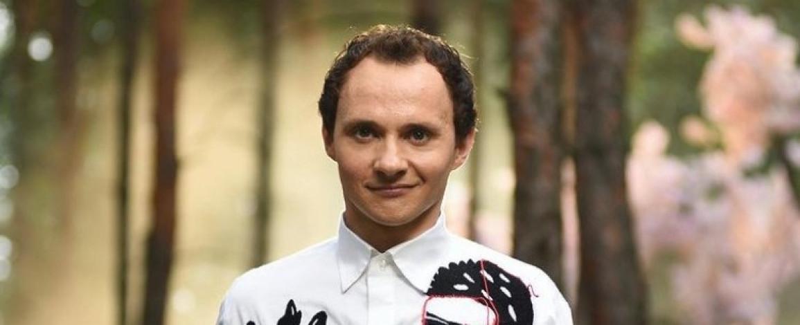 Константин Войтенко показал страстный танец