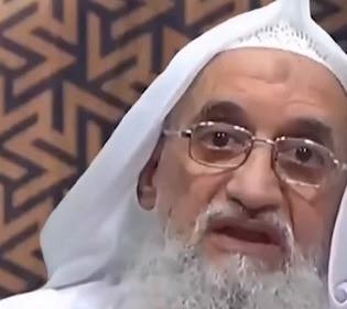 Его считали мертвым: лидер Аль-Каиды вернулся в годовщину терактов 11 сентября (ВИДЕО)