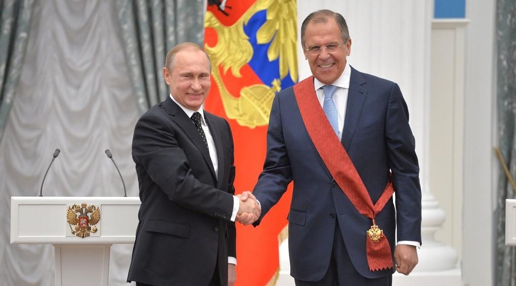 На публике – приличный семьянин: главный дипломат России Лавров попал в скандал с любовницей
