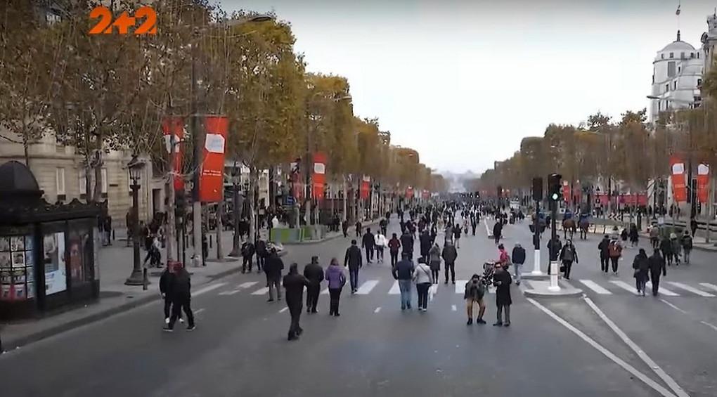 Автомобільний free day у столиці – екологічні активісти пропонують відмовитися від транспорту в деякі дні