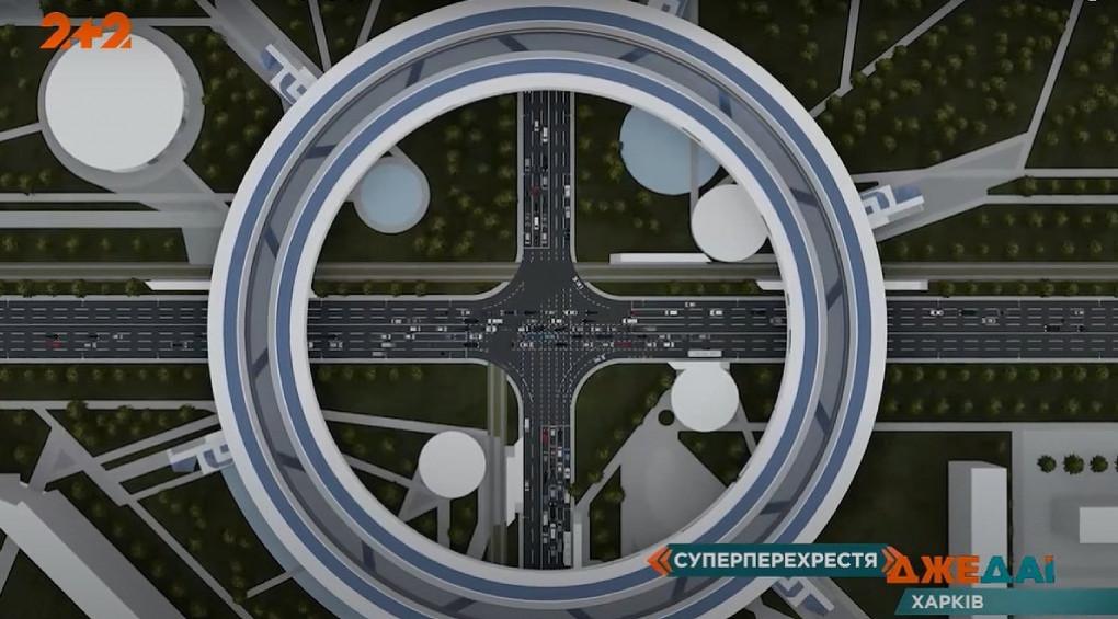 Суперперехрестя: у Харкові планують звести надсучасну розв'язку