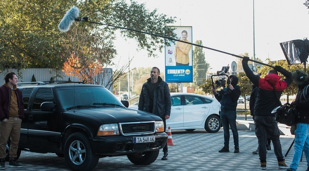 Канал 2+2 начал съемки детектива «Холод»