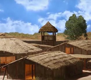 Портал у стародавнє місто: як жили наші пращури три тисячі років тому?