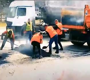 Куди зник мільйон гривень: у місті Сміла виділили гроші на ремонт доріг і «загубили» кошти