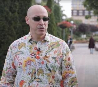 Дмитро Гордон: «Доларовим мільйонером я був ще у 23 роки»