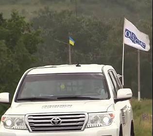 Россия блокирует работу ОБСЕ: инспекторы наблюдательной миссии стали «заложниками» в Донецке