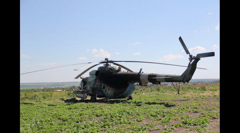 Аварія гелікоптера на Київщині