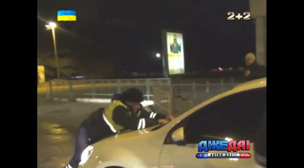 """У Росії  на дорозі затримали """"майстра Йоду"""""""
