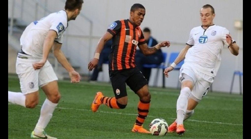 Шахтар - Чорноморець - 5:0. Відеоаналіз матчу
