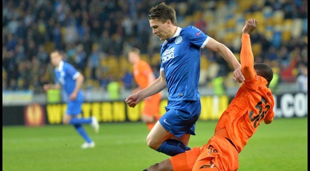 Дніпро - Брюгге - 1:0. Відеоаналіз матчу