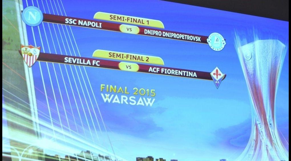 """""""Дніпро"""" отримав суперника у півфіналі Ліги Європи"""