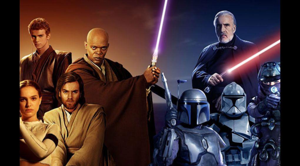 """""""Зоряні війни: Атака клонів"""""""