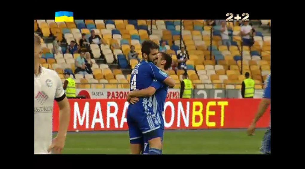 Динамо - Олімпік - 4:1. Знущання на Олімпійському