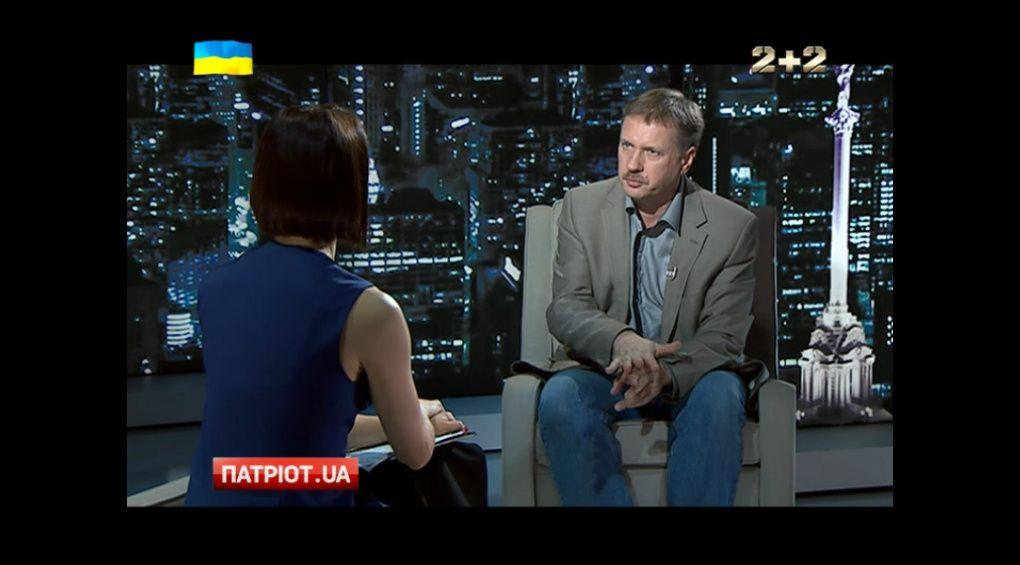 """Тарас Чорновіл: """"Готовий до втечі військовий вертоліт ще з 2004 року стояв в Межигір'ї"""""""