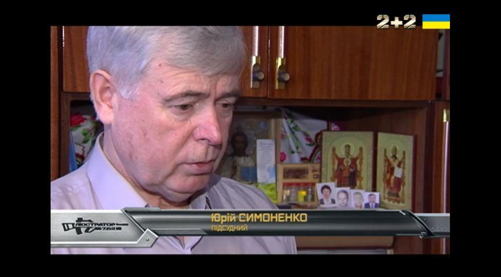 """Перемога """"Люстратора 7.62"""": колишнього проректора НАУ Юрія Симоненка суд відпустив додому"""