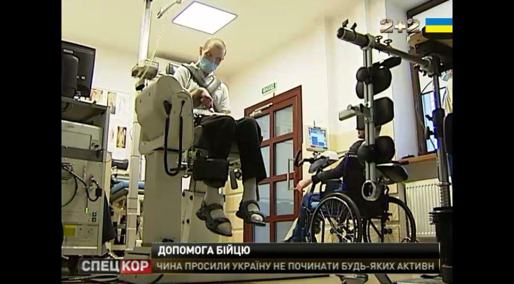 Допомоги потребує доброволець-десантник Валерій Сергієнко