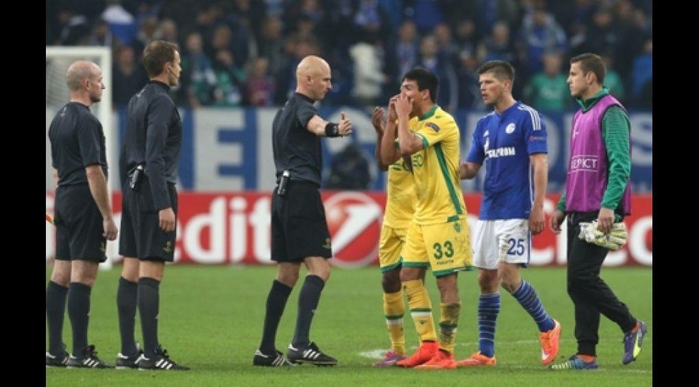 """УЄФА відмовив """"левам"""" у переграванні матчу Ліги чемпіонів"""
