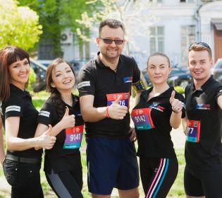 Команда ДжеДАІ взяла участь у KyivHalfMarathon (ФОТО)